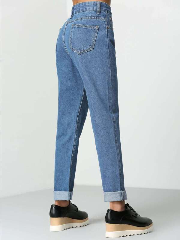 Where can you buy mom jeans?