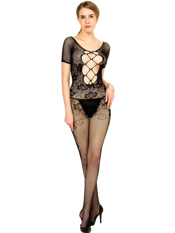 fc09af6cf Cheap Criss Cross Fishnet Crotchless Bodystocking for sale Australia ...