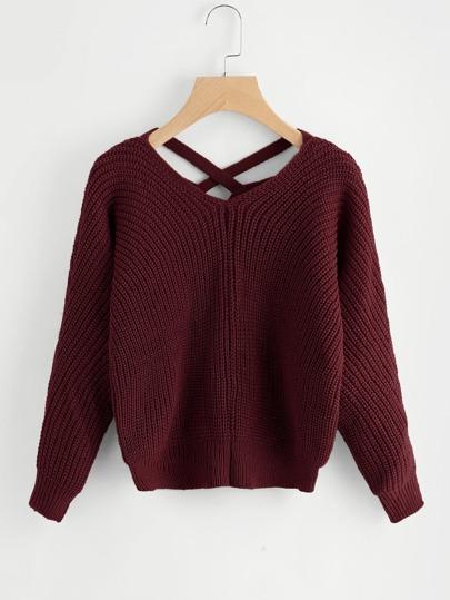 366112ade69 Sweaters   Sweaters Sale Online   ROMWE