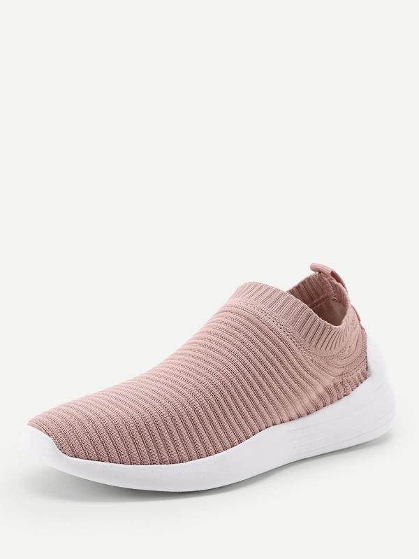 Zapatillas bajas con encaje ultra ligero - Rosa, 38 EU