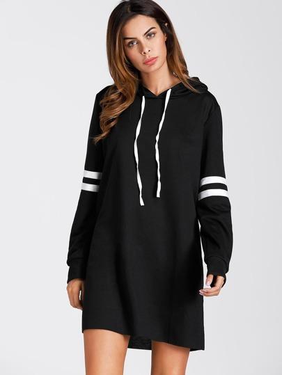 Robe noire pour ado