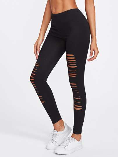 bdcb235dbcd6b Leggings, Shop Leggings Online | SHEIN IN