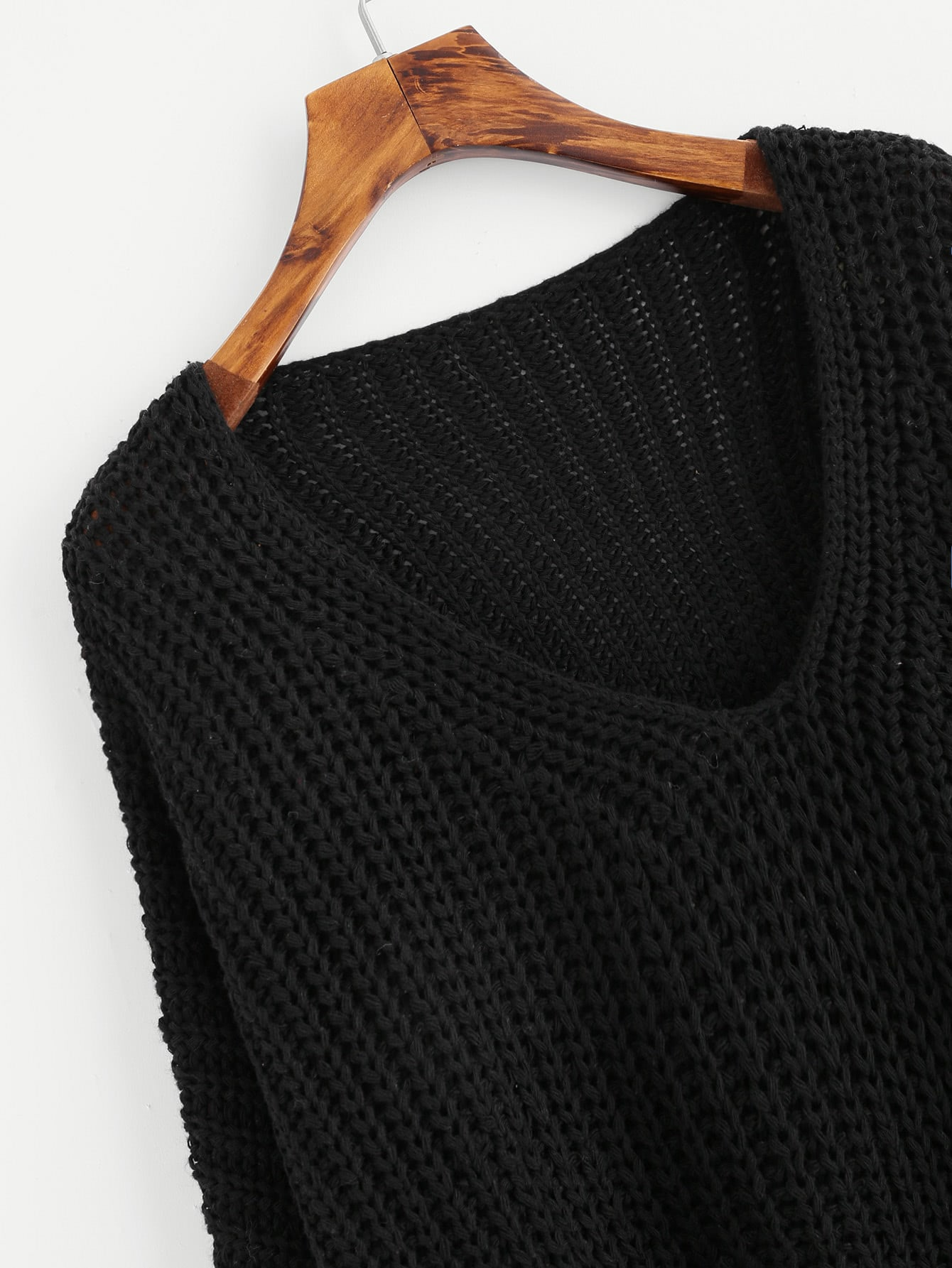loser bergro er pullover german shein sheinside. Black Bedroom Furniture Sets. Home Design Ideas