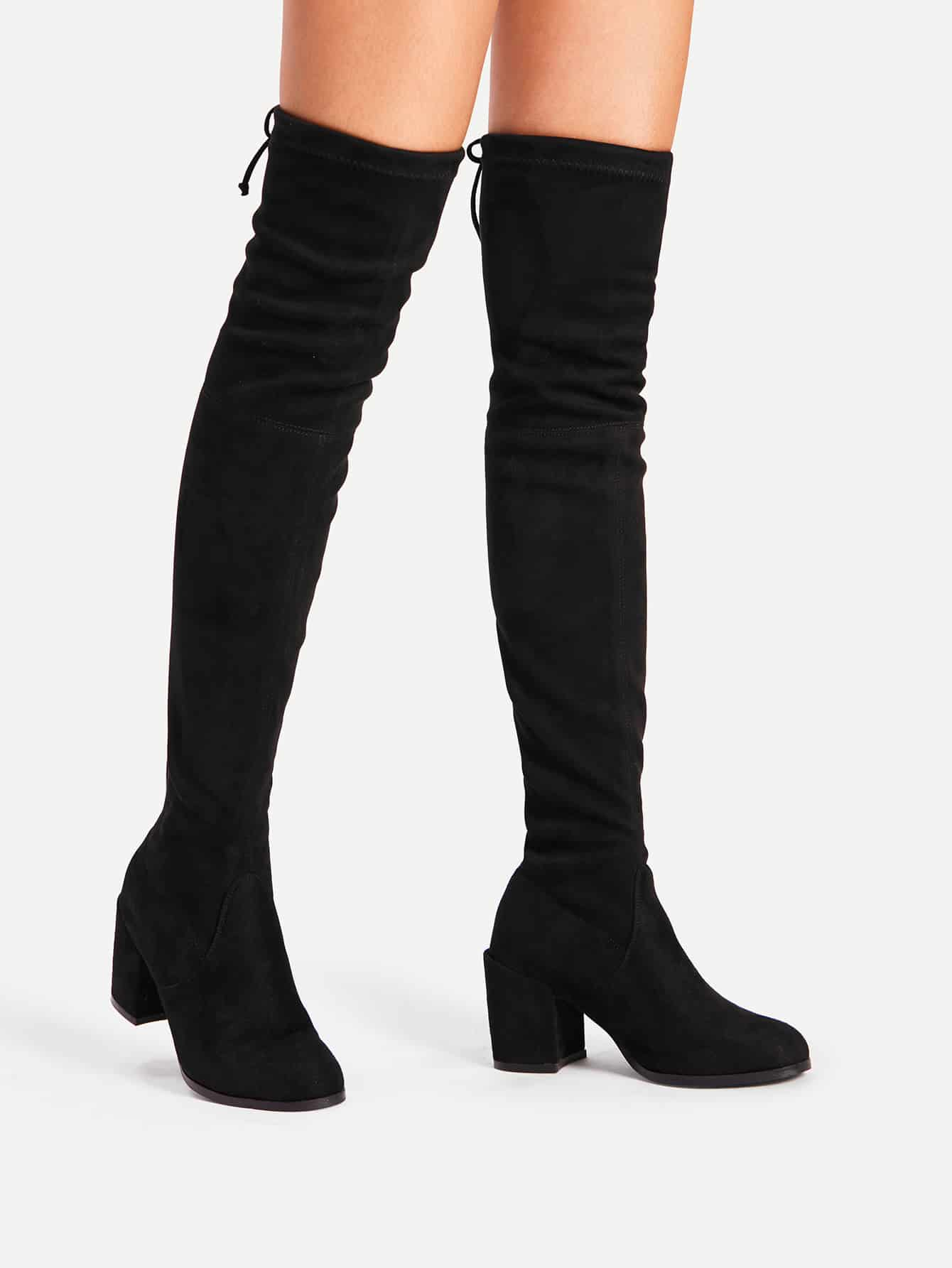CAT Double Agent Strap and Buckle Detail Boots Womens Shoes & Boots Womens Footwear COLOUR-black
