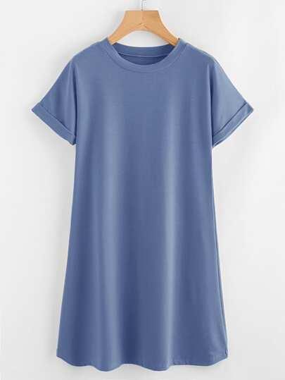 Basic Maxi Jurk.Women S Dresses Trendy Fashion Dresses Shein