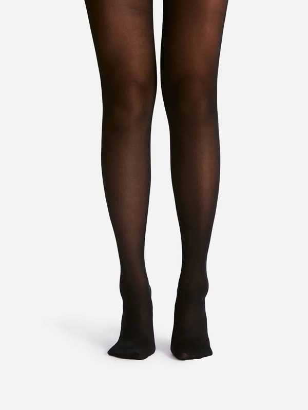 ed00afcc6e1f7 40D Sheer Mesh Tights | SHEIN UK