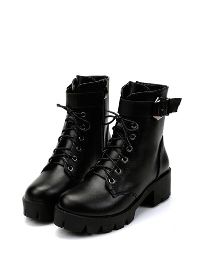 6a8581c7f19 Boots, Shop Womens Boots Online India | SHEIN IN