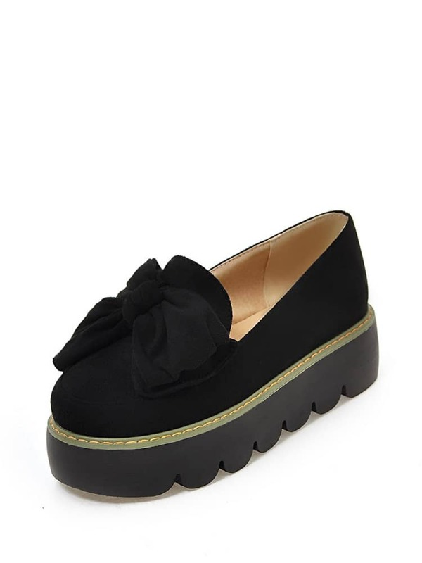 417a982c13a Cheap Bow Tie Flatform Loafers for sale Australia