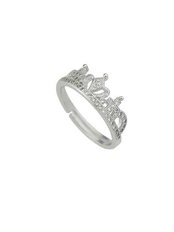 77090f921f Wedding Bands Luxury Jewelry Bride Rings | SHEIN