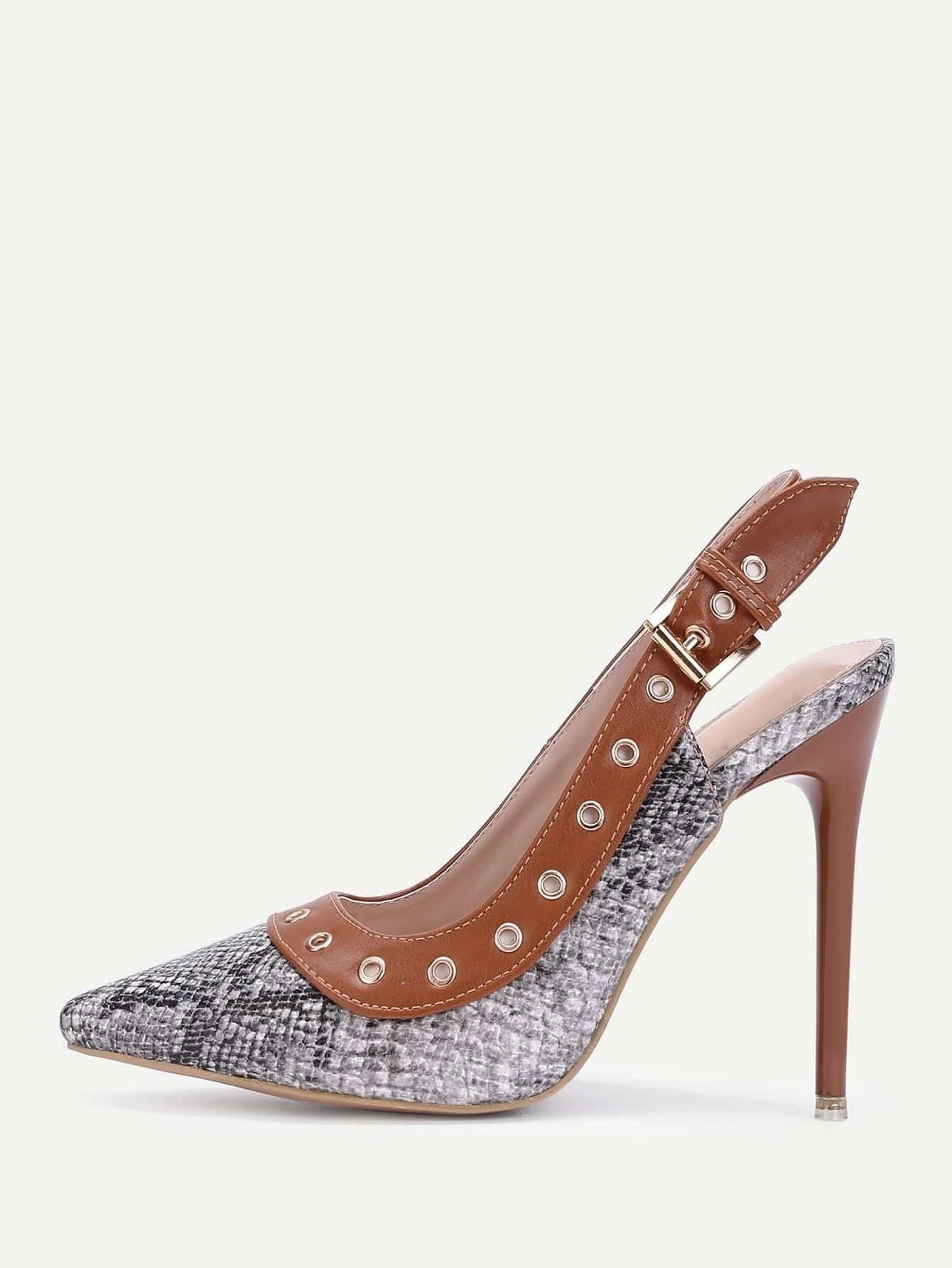 Chaussures à talons aiguilles