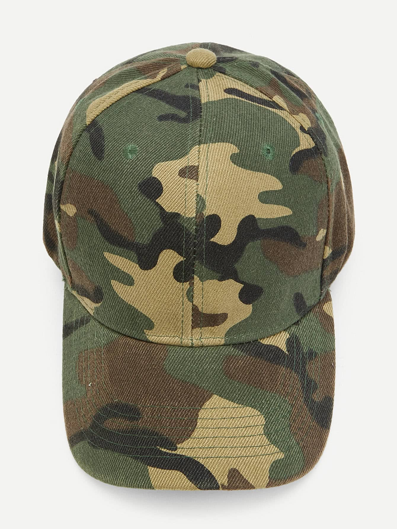 5caf83b8f94 Camouflage Baseball Cap