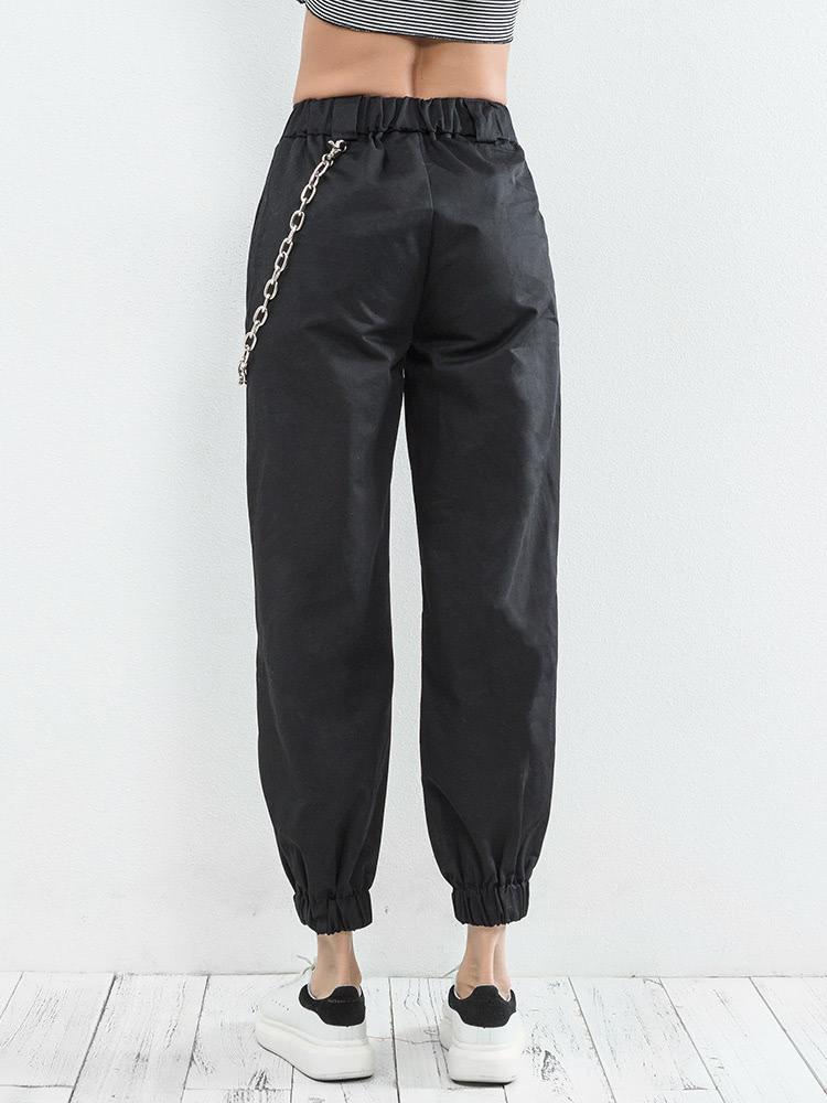 Pantaloni Pantaloni Con Catena Dettaglio Dettaglio Dettaglio A Pantaloni Con Con A Catena A D2YEWbeH9I