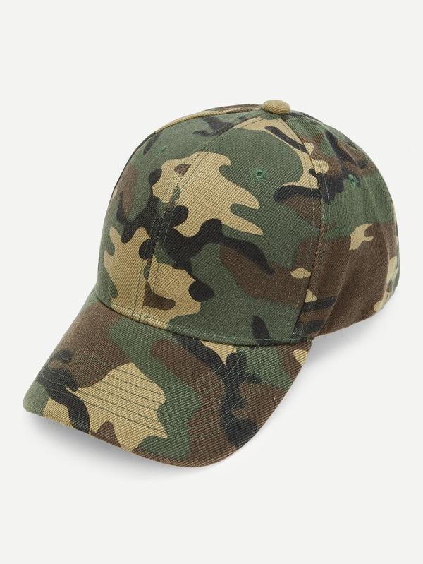 Camouflage Baseball Cap  a2bbc731798