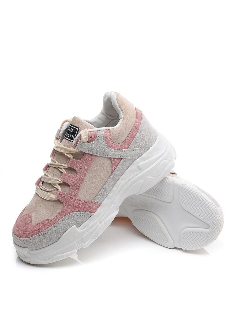 e1832cefc احذية رياضية متعدد الالوان برباط | شي إن