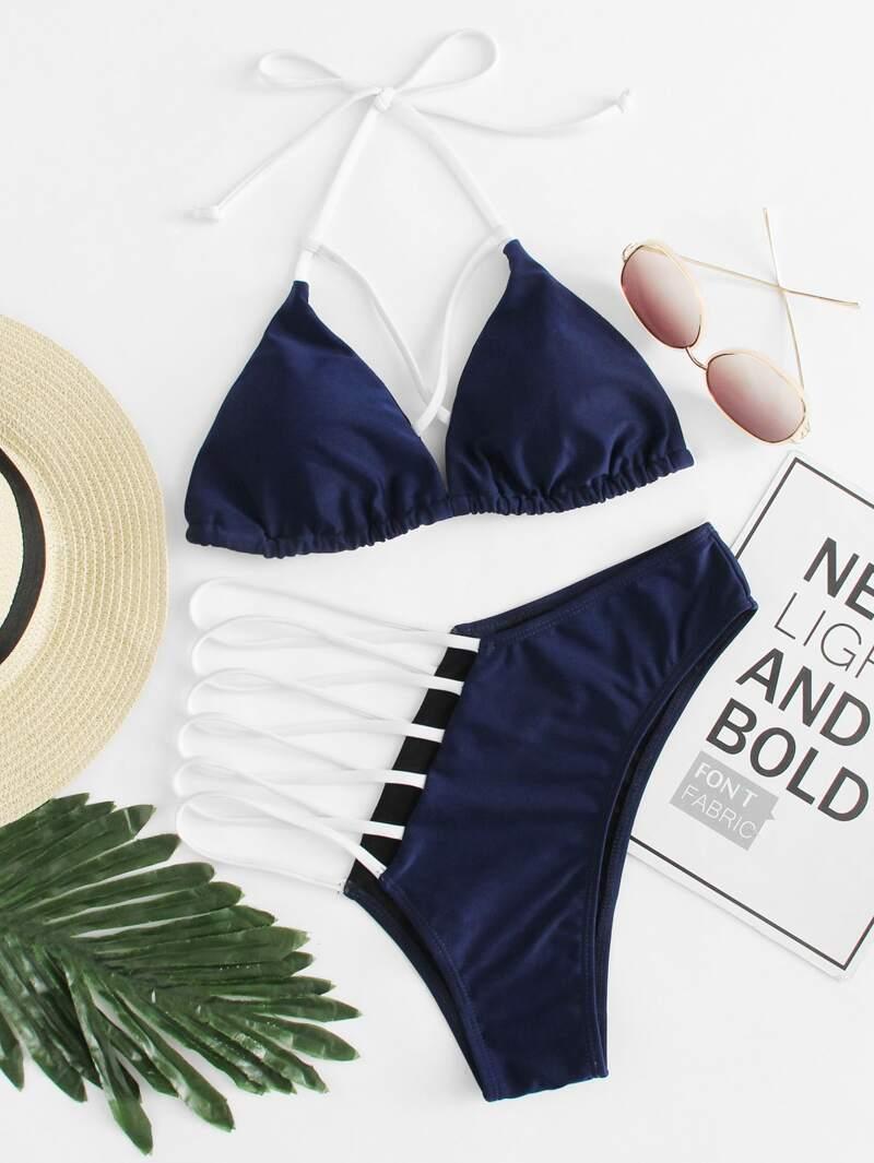 De Set Abertura Set Bikini Con wOk08nP
