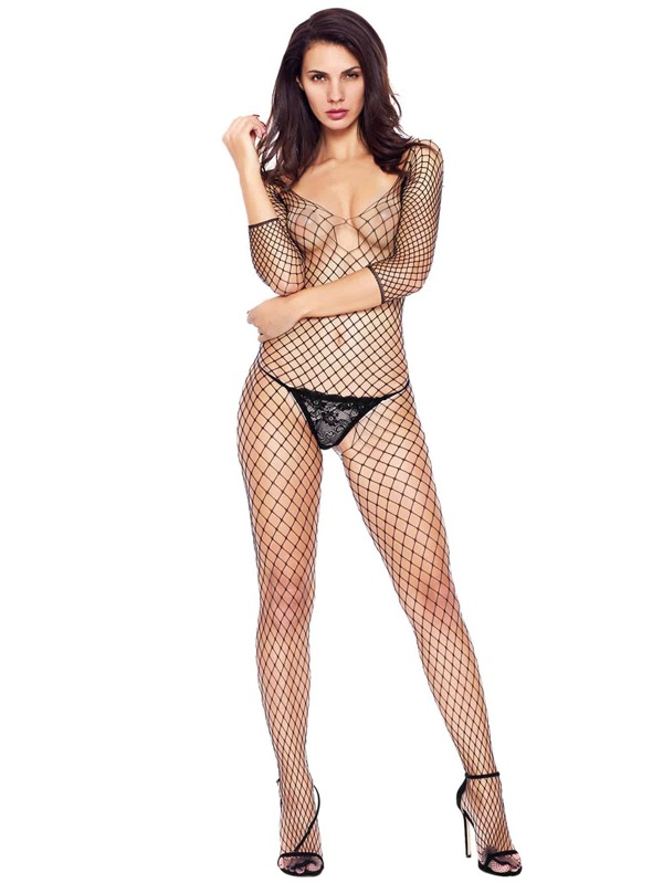 30ad7adabb Cheap Open Crotch Fishnet Bodystocking for sale Australia