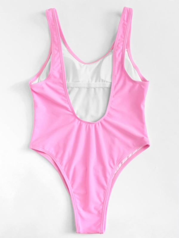 7738625e3c Sequin Pineapple Swimsuit | SHEIN