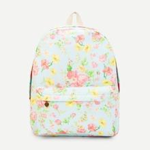 Flower Print Backpacks