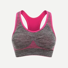 INOpets.com Anything for Pets Parents & Their Pets Racerback Sports Bra