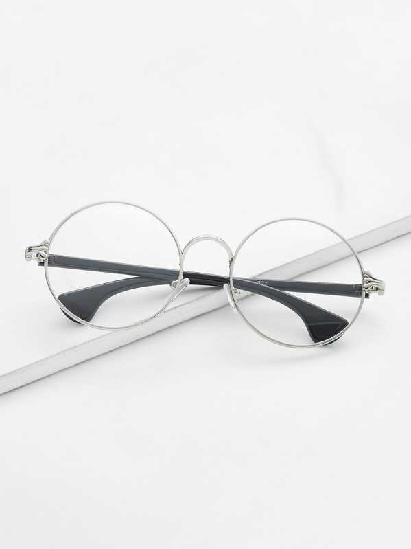 f2c071e38 نظارات شمسية بعدسات شفافة   شي إن