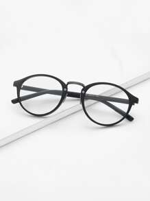 a7eb3eb383 Contrast Frame Tinted Lens Glasses