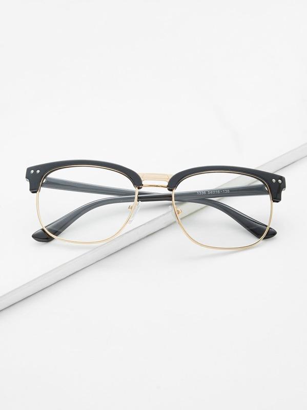 05475c8e2 نظارات شمسية بعدسات شفافة | شي إن