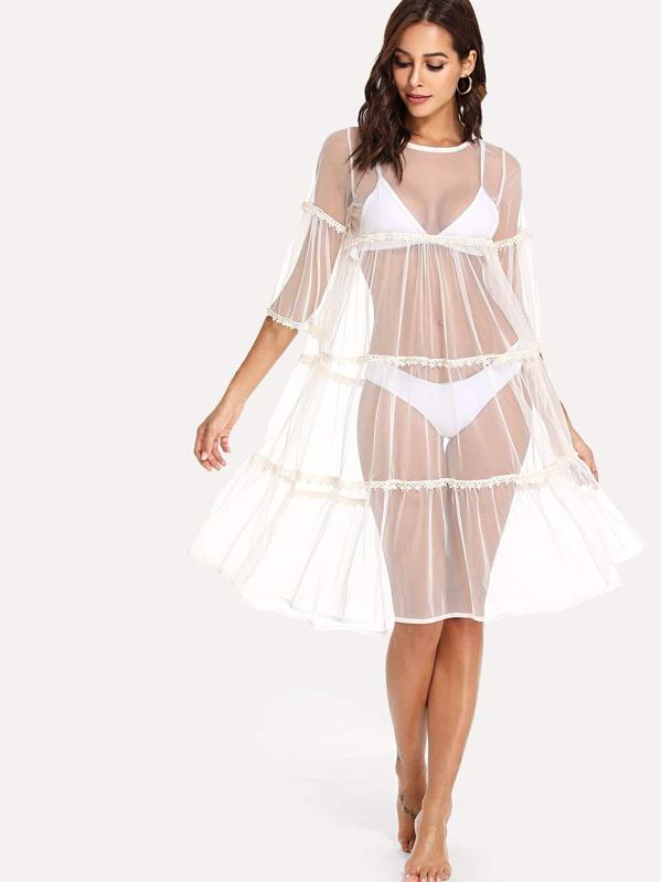 17c6aa571 فستان شفاف بدون ملابس داخلية | شي إن