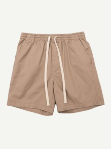 Men Basic Bermuda Shorts