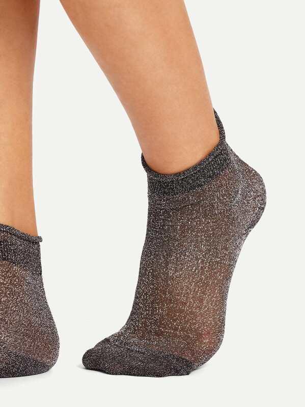 offre meilleure sélection de pas de taxe de vente Chaussettes à paillettes