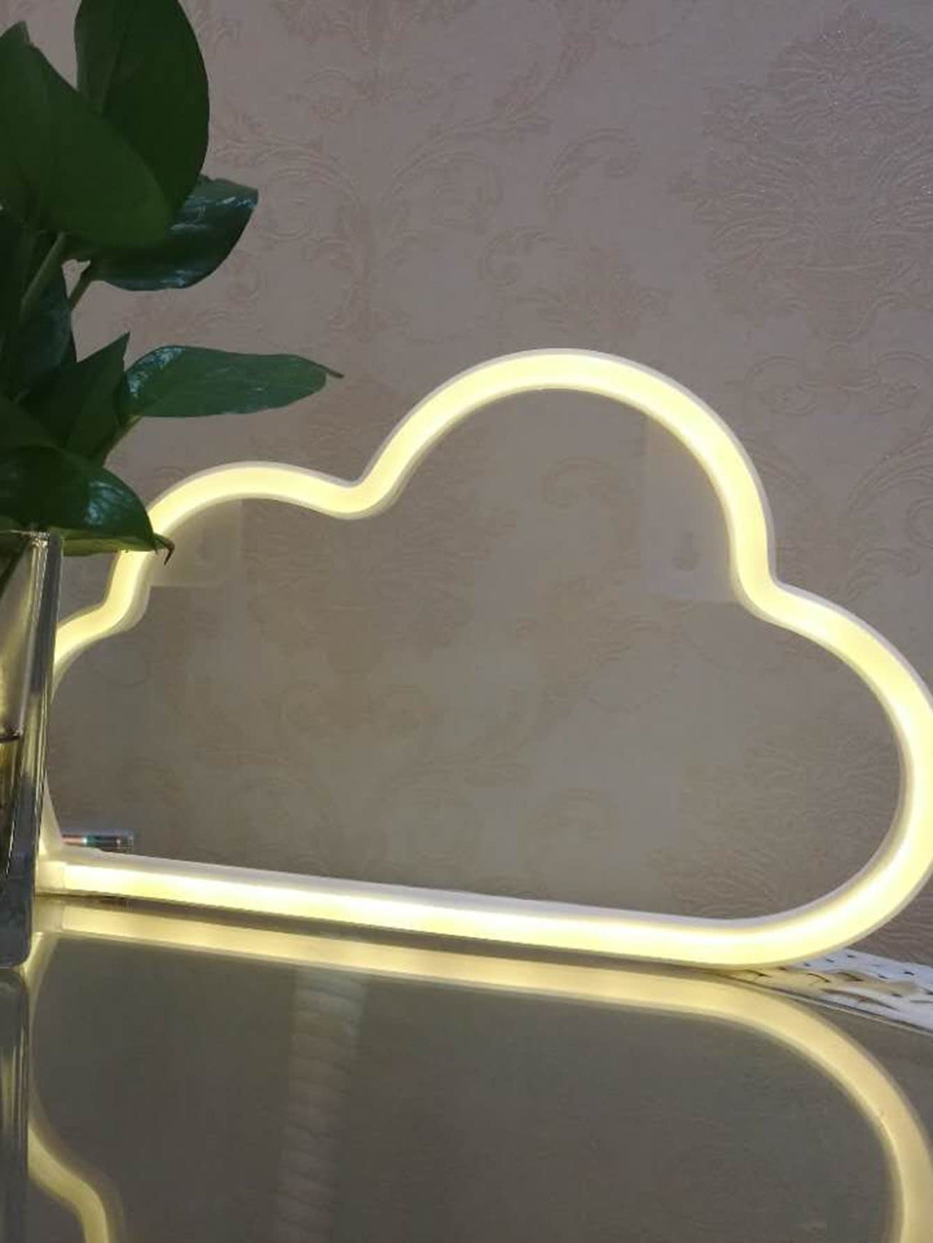Battery Operated Cloud Light Battery Not Includefor Women
