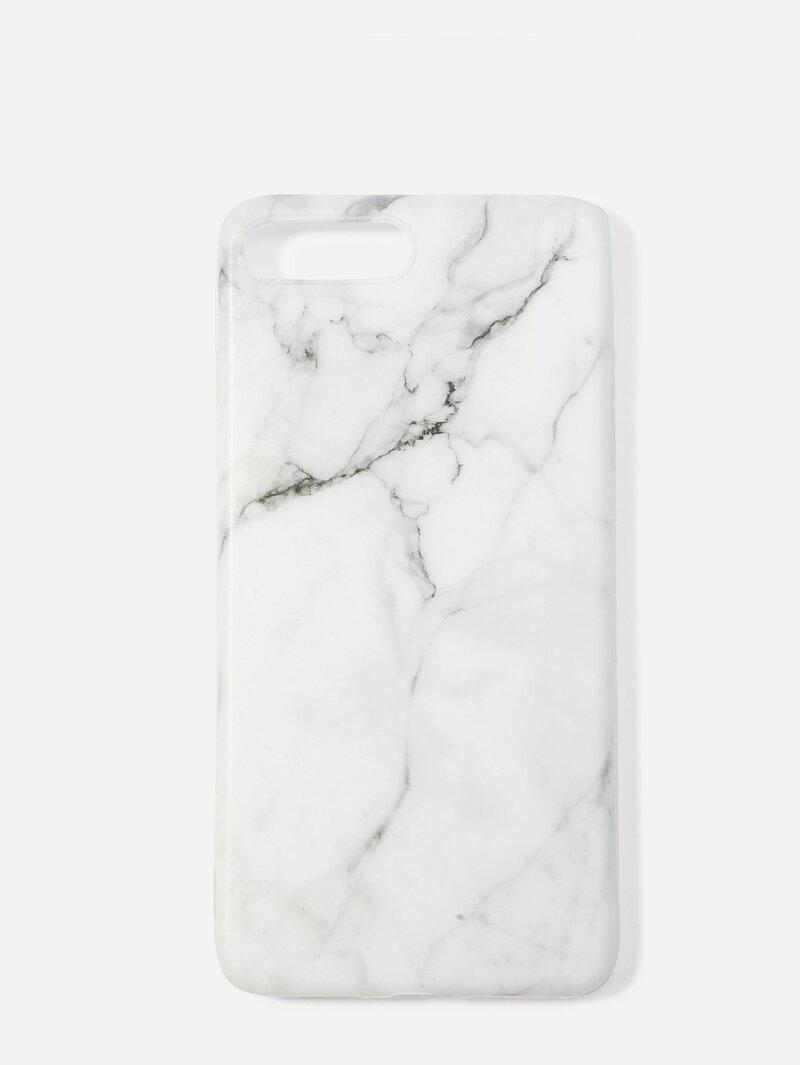 coque iphone xr marbre avec support