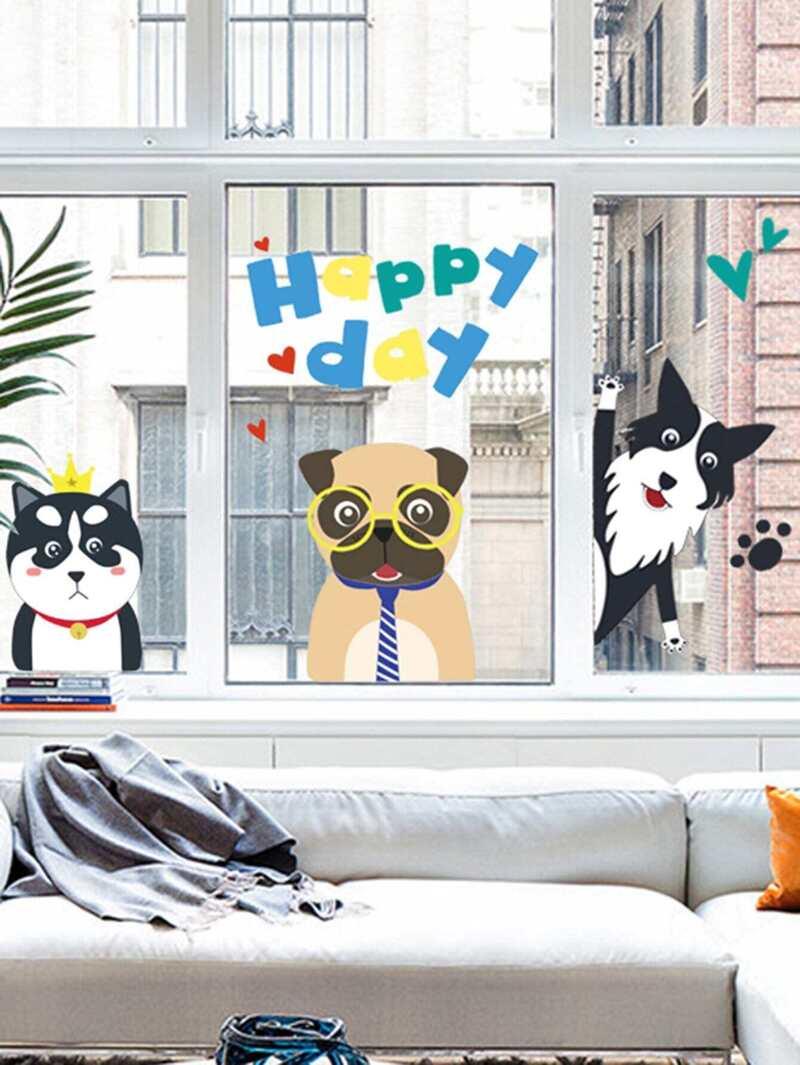 perros y para decorativo Vinilo gatosromwe OiXZuPk