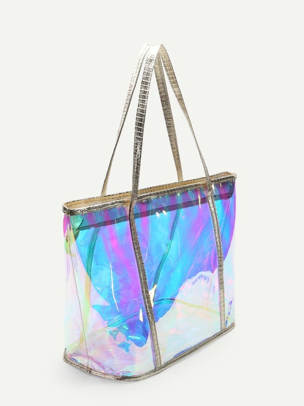 eb5c98af0 Cheap Iridescent Tote Bag for sale Australia | SHEIN