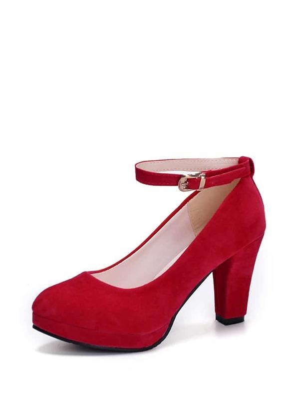 71c061a92f0 Cheap Ankle Strap Platform Heels for sale Australia