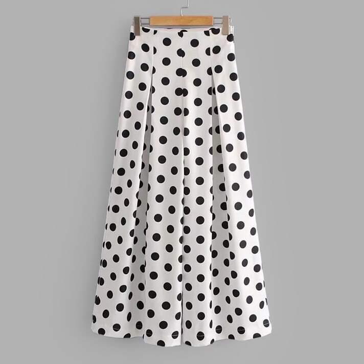 - Spot Culotte Pants