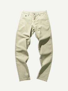 Men Plain Pants
