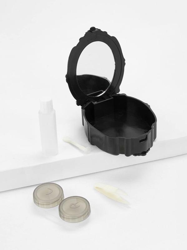 5eaca479f8 Pocket Mini Contact Lens Case | SHEIN UK