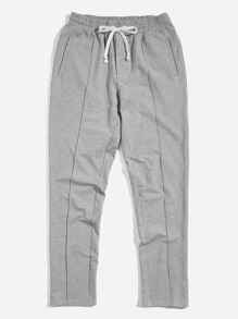Men Pocket Side Sweatpants
