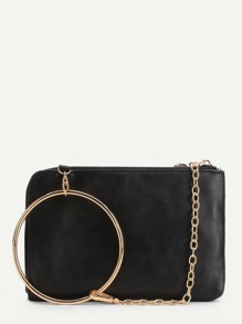 Ring Linked Chain Clutch