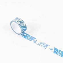 INOpets.com Anything for Pets Parents & Their Pets Flower & Bird Print Masking Tape