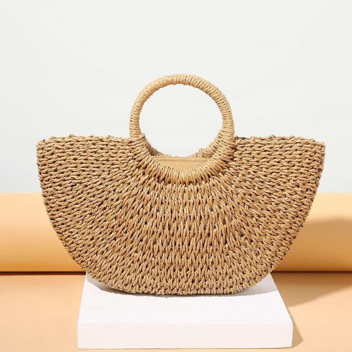 Тканая сумка Tote