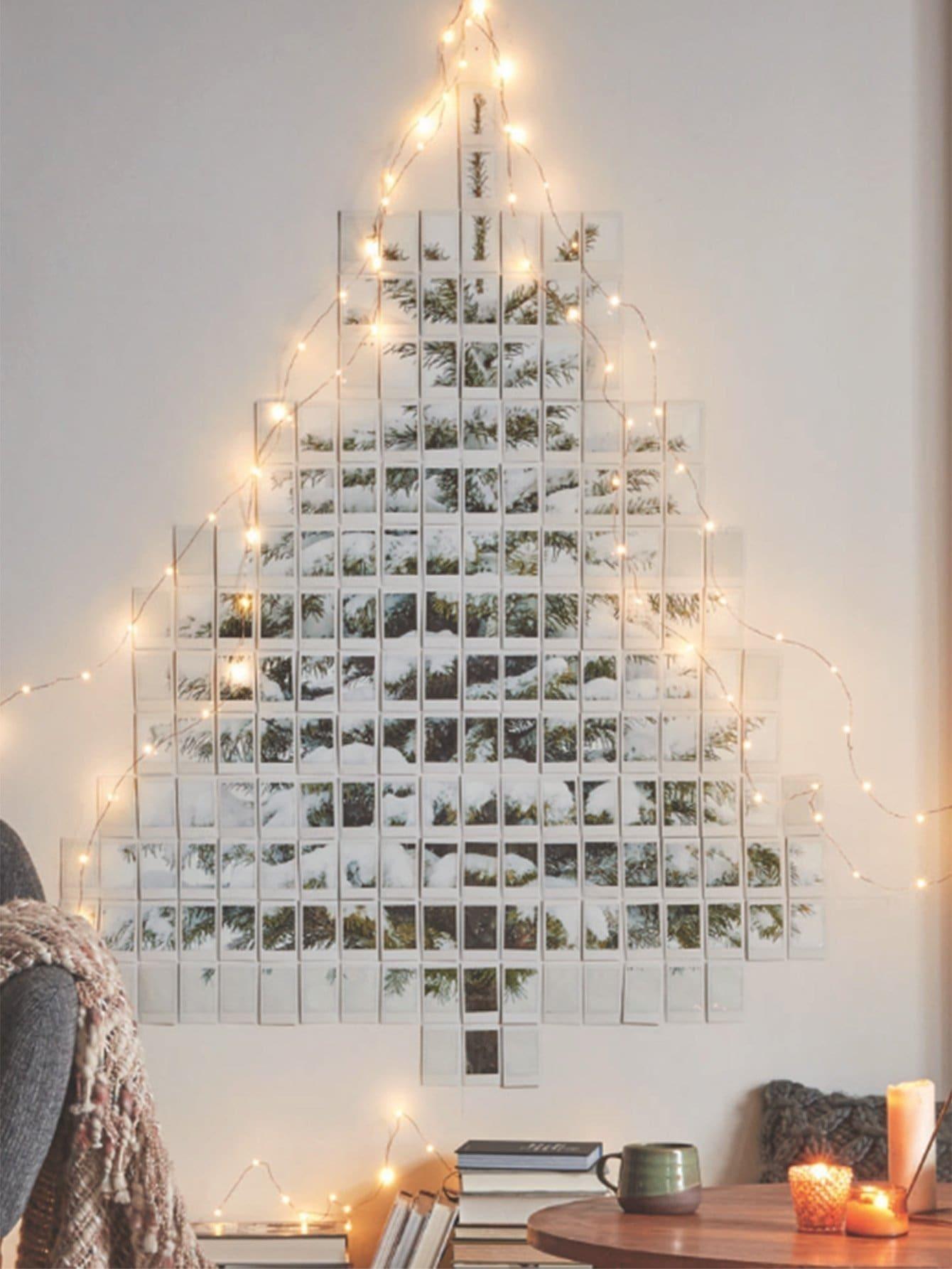 lichterkette mit 100 mini gl hbirnen german shein sheinside. Black Bedroom Furniture Sets. Home Design Ideas