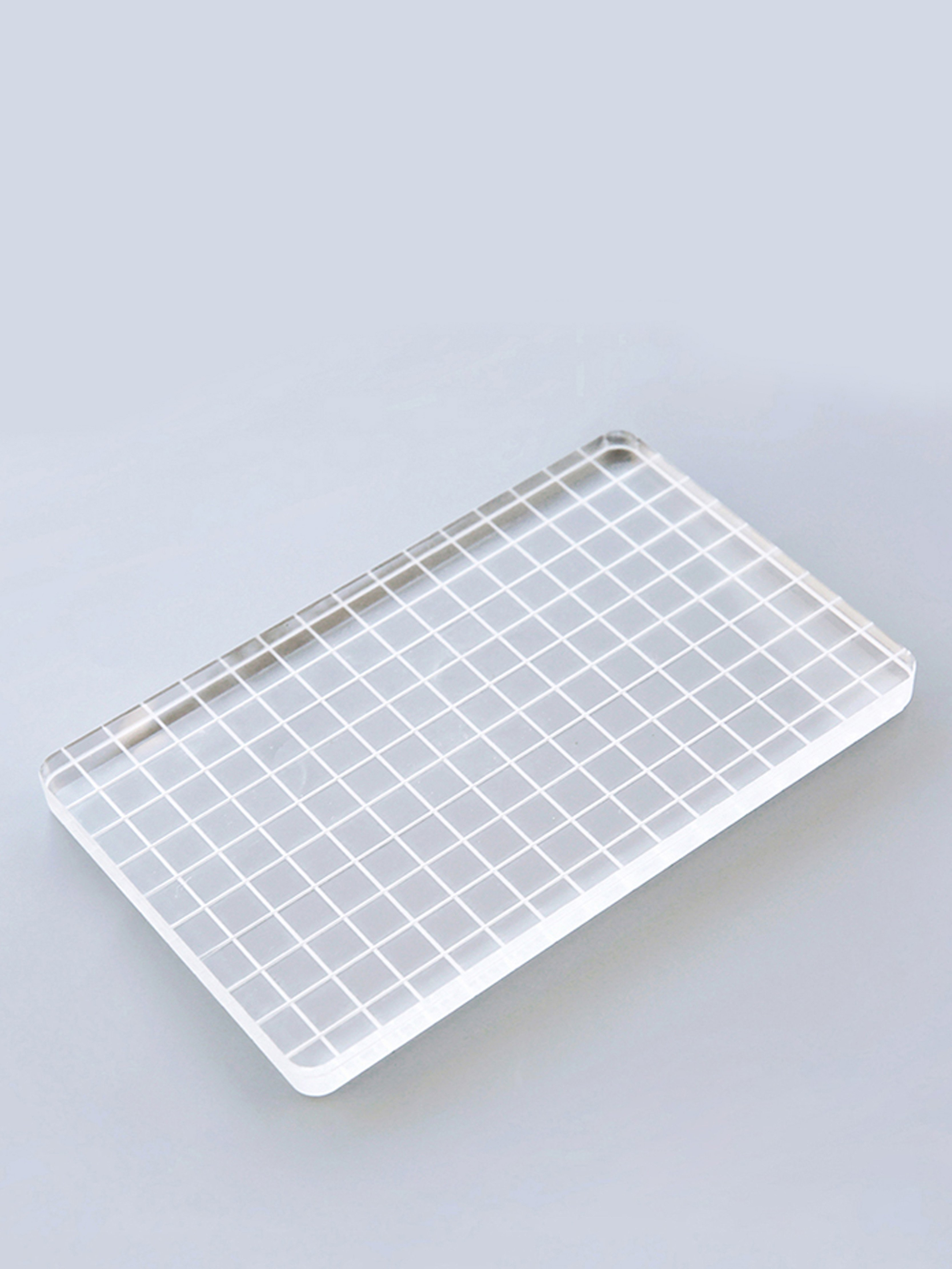 Large Rectangle Clear Seal Pad