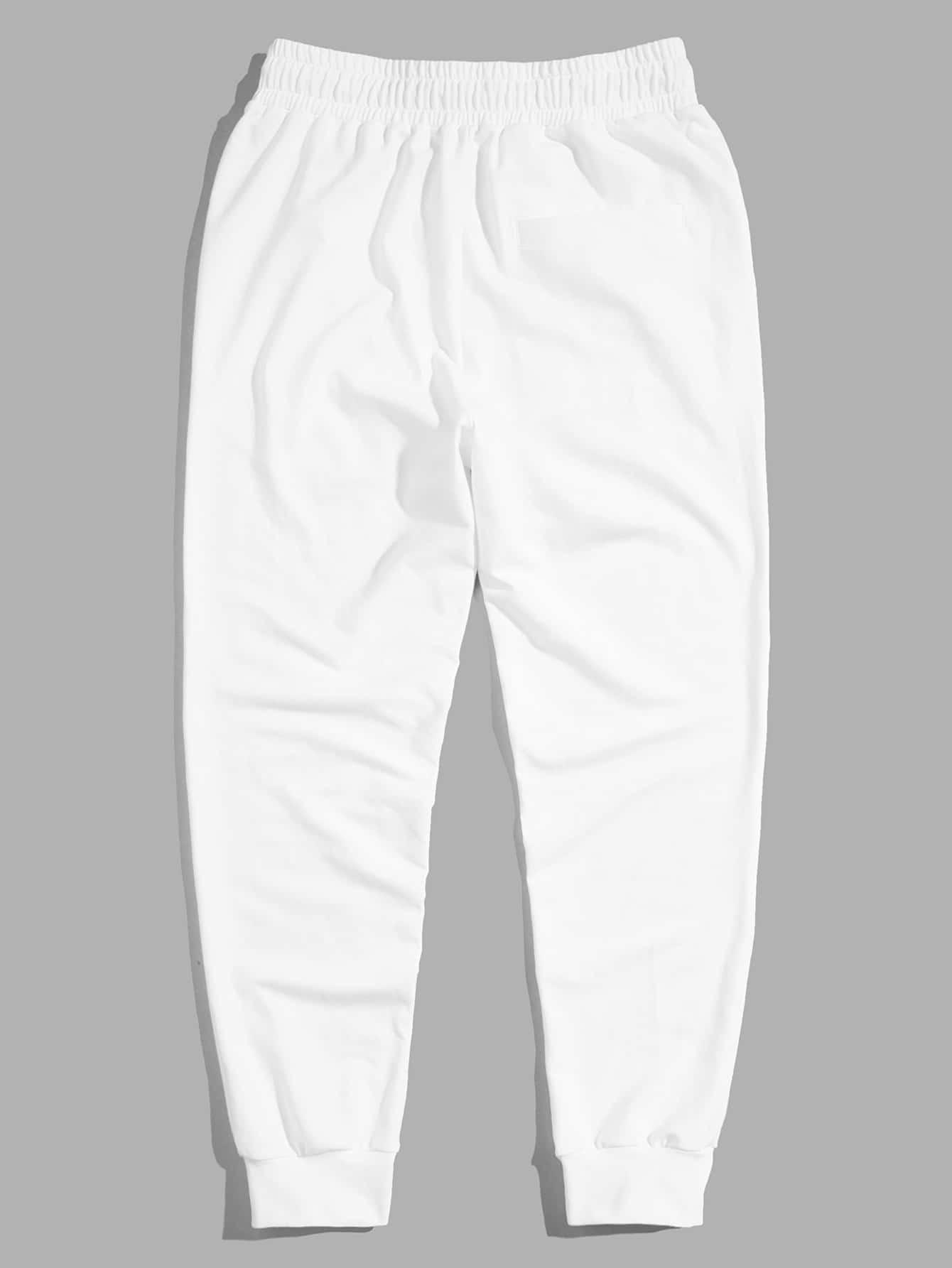 Etecredpow Boys Drawstring Slim Elastic Wasit Casual Jogger Pants Athletic Pants Navy Blue 14//16