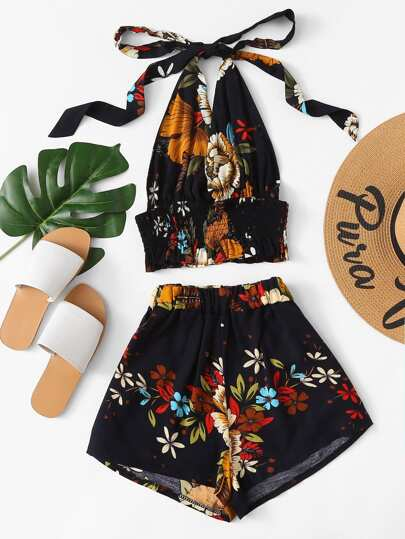 896ef725b2fd Two-piece Outfits | Two-piece Outfits Online | SHEIN