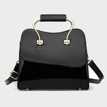 Metal Handle Tote Bag bag180608305