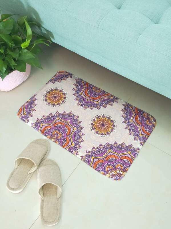 Cheap Lotus Flower Floor Mat For Sale Australia Shein