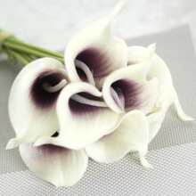 Artificial Anthurium Flower 1pc