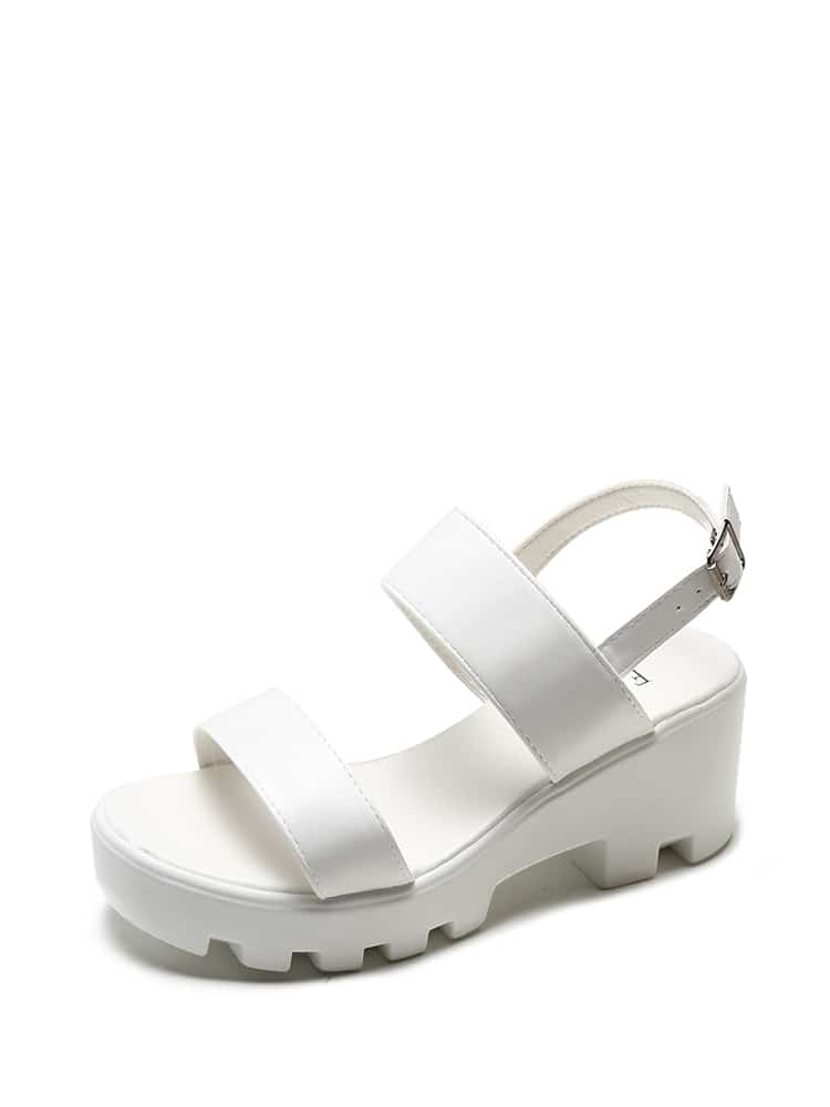 Slingback Sandals Slingback Platform Sole Platform Lug Slingback Sandals Lug Lug Platform Sole k0nOwP