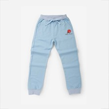 Girls Ping Pong Paddle And Letter Print Pants pants180705004
